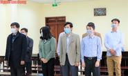 5 cán bộ Thanh tra tỉnh Thanh Hóa nhận 99 triệu đồng của một doanh nghiệp vận tải