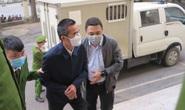 Đề nghị phạt 15-18 tháng tù giam đối với nguyên chánh thanh tra Bộ TT-TT