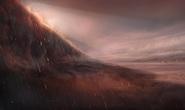 Phát hiện hành tinh 2 mặt kinh dị, đầy mưa sắt nóng chảy