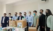 Hà Nội: Tặng 5.000 khẩu trang cho NLĐ vùng cách ly vì dịch bệnh
