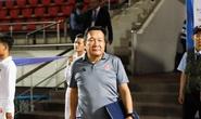 HLV của Sài Gòn FC bất ngờ từ chức