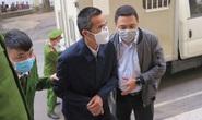 Nguyên chánh thanh tra Bộ TT-TT được trả tự do tại tòa
