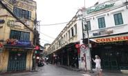 CLIP: Phố phường Hà Nội vắng người đến lạ lùng vì dịch Covid-19