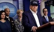 Nóng: Tổng thống Trump âm tính với virus gây Covid-19