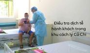 Thông tin mới nhất về sức khỏe 5 người mắc Covid-19 tại TP HCM