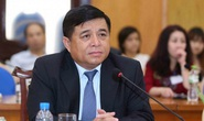 Bộ trưởng KH-ĐT Nguyễn Chí Dũng chưa tới cơ quan đi làm trong hôm nay 16-3