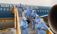 4 chuyến bay từ châu Âu hạ cánh tại sân bay Vân Đồn, Tân Sơn Nhất sáng nay 16-3