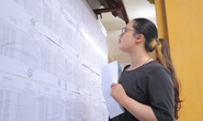 Bộ GD-ĐT phản hồi gì về đề nghị cắt giảm số môn thi THPT quốc gia 2020?