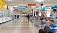 Đeo khẩu trang tại bến xe, sân bay ở TP HCM: Phần lớn hành khách đều tuân thủ