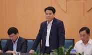 Chủ tịch Hà Nội: Lần đầu có ca dương tính SASR-CoV-2 sau 23 ngày mới phát hiện