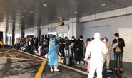 Thêm 2 chuyến bay đưa người Việt trở về hạ cánh xuống sân bay Vân Đồn