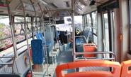 CLIP: Xe buýt TP HCM vắng khách kỷ lục!
