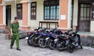 Thanh niên trộm SH và nhiều xe máy tại bệnh viện Quảng Nam