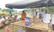 Người dân dừng chặn xe, rác thải ở Quảng Nam được giải phóng