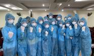 Đại học Y Hà Nội đưa gần 130 sinh viên tới các điểm nóng chống dịch Covid-19
