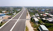Cao tốc Bến Lức - Long Thành đang cầu cứu