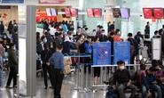 Gần 1.200 khách từ vùng dịch về sân bay Nội Bài trong hôm nay 20-3