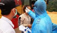 Gần 400 công dân về từ Lào, Thái Lan được cách ly tại Quảng Bình, 2 người bị sốt