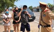 Lập 9 chốt kiểm dịch Covid-19 tại Quảng Ngãi