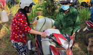 150.000 lít nước ngọt nghĩa tình cho người dân vùng hạn mặn Bến Tre