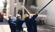 Khẩn trương cấp điện cho khu cách ly Bệnh viện dã chiến Củ Chi