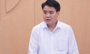 Chủ tịch Nguyễn Đức Chung: TP Hà Nội đang bước vào giai đoạn nguy hiểm