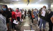 Dừng tất cả các chuyến bay chở khách từ nước ngoài đến Tân Sơn Nhất