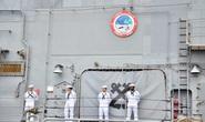 Người Phát ngôn trả lời câu hỏi về việc thuỷ thủ tàu sân bay USS Roosevelt mắc Covid-19