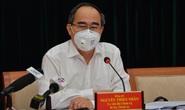 Bí thư Thành ủy TP HCM: Ai ra đường không đeo khẩu trang sẽ bị chế tài!