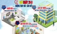 [Infographic] Những thay đổi từ 0 giờ ngày 28-3 ai cũng phải biết