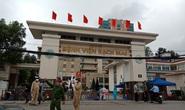 Đề nghị làm công tác tư tưởng cho cán bộ, nhân viên tại ổ dịch Bệnh viện Bạch Mai