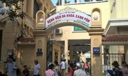 Bệnh viện Xanh Pôn có khoa bị phong toả vì ca bệnh Covid-19 đến thăm con