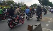 TP HCM: Camera tóm gọn nhiều thanh niên gây khiếp sợ trên Quốc lộ 1