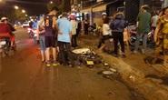 Xe tải trôi tự do gây tai nạn liên hoàn trên đường phố