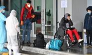Cận cảnh chuyến bay đặc biệt đưa người Việt Nam từ Ukraine hạ cánh tại sân bay Vân Đồn