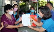 Bình Dương: Cảm ơn chủ nhà trọ san sẻ khó khăn với NLĐ