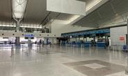 Sân bay Tân Sơn Nhất vắng bóng người sau lệnh hạn chế bay