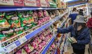 Phóng sự ảnh: Hàng hóa đầy ắp siêu thị trước thời khắc cách ly toàn xã hội