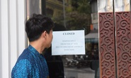 CLIP: Khách sạn khu phố cổ Hà Nội cửa đóng then cài do dịch Covid-19