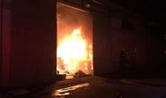 Cháy lớn trong KCN Cát Lái