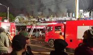 Quảng Nam: Cháy chợ, thiệt hại hàng tỉ đồng, tiểu thương khóc nghẹn