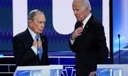 Tỉ phú Bloomberg ra sức giúp ông Joe Biden