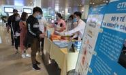 Đã có hơn 4.000 người từ Hàn Quốc về sân bay Cần Thơ, Vân Đồn