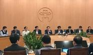 CLIP: Chủ tịch Hà Nội Nguyễn Đức Chung thông báo ca Covid-19 thứ 17