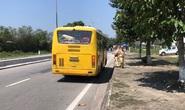 Bí ẩn chiếc xe gắn máy trên xe buýt
