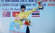 Phetdarin Somrat đoạt áo vàng chung cuộc Biwase 2020