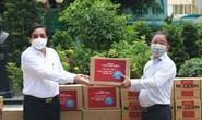 Báo Người Lao Động cùng cộng đồng phòng chống Covid-19