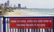 Nhiều địa phương ở tỉnh Bà Rịa - Vũng Tàu kiến nghị cho tắm biển