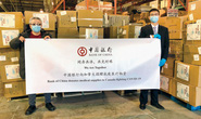 Canada thu hồi hơn 60.000 khẩu trang Trung Quốc dỏm