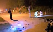 2 xe máy đấu đầu trên quốc lộ, 3 thanh niên tử vong tại chỗ